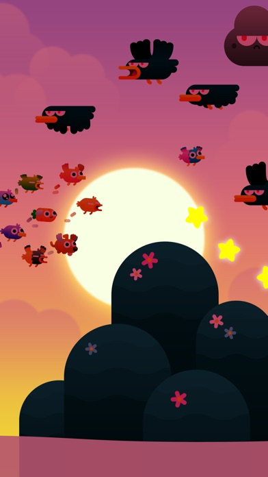 Birdy Trip Screenshot on iOS
