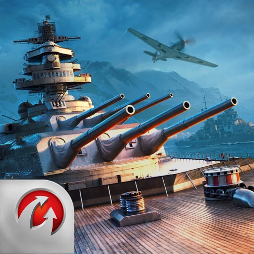 World of Warships Blitz app for ipad
