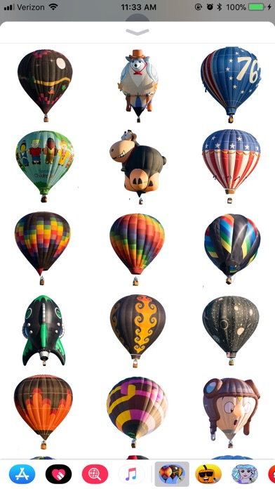 New Mexico Hot Air Balloons 3 review screenshots