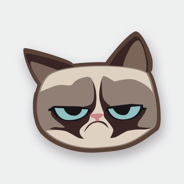 grumpmoji grumpy cat stickers on the app store argument clip art men parents arguing clipart