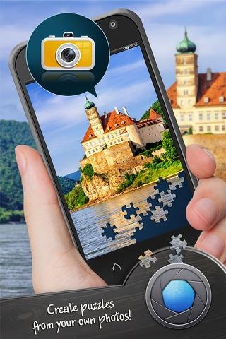 Magic Jigsaw Puzzles screenshot 4