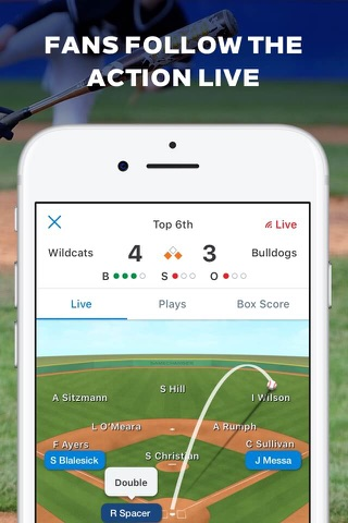 GameChanger Baseball Softball screenshot 3