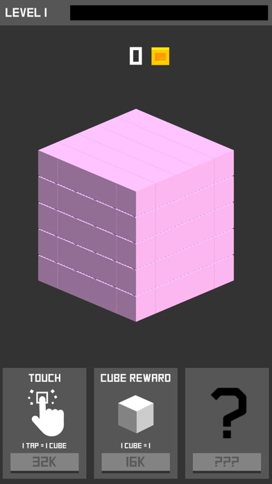 The Cube - What's Inside ? screenshot 1