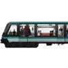 Simulador de metro de París