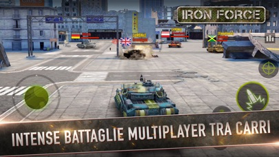 Screenshot of Iron Force1