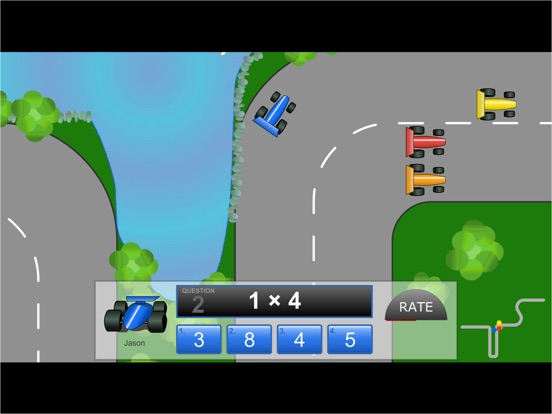 Grand Prix Multiplication on the App Store