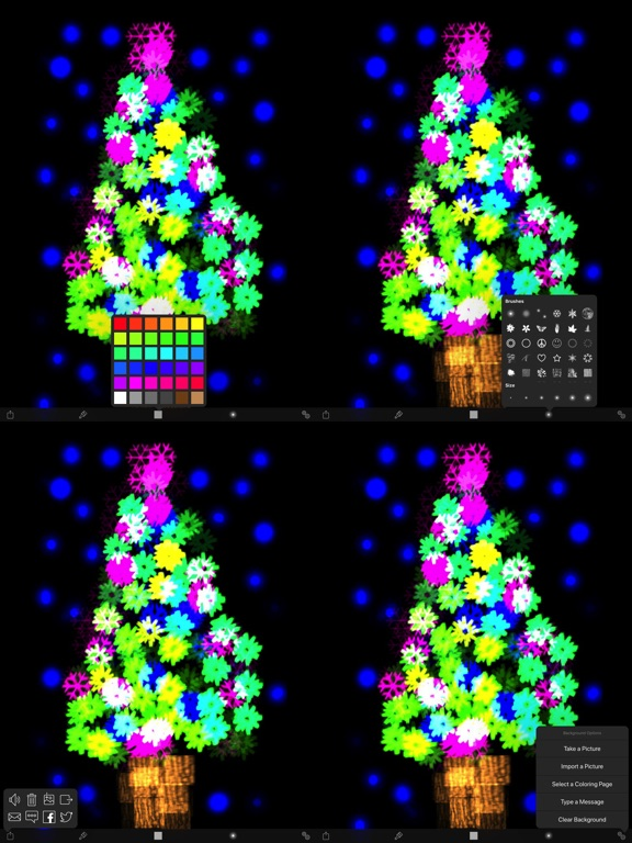 Glow Coloring Скриншоты11