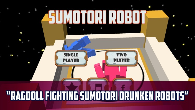 Robo Sumo Wrestle Battle-Free Smash Game by Sana Mirza