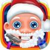 Santa Beard Salon - Santa Shaving Day