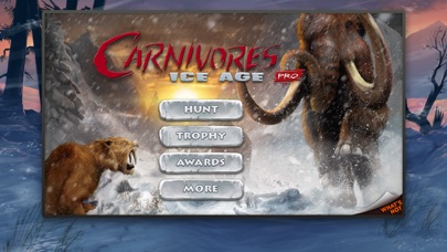 Screenshot #6 for Carnivores: Ice Age Pro