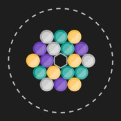hexatized Bubble Shooter