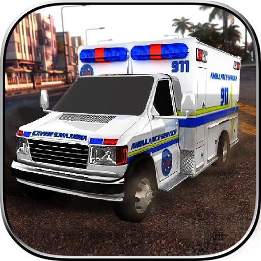 Grand Ambulance Simulator iOS App