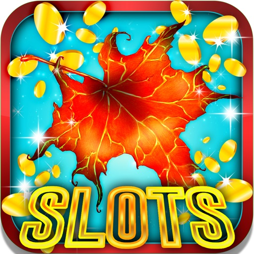 Leaf and Trees Slot Machine: Win Branch Spins iOS App