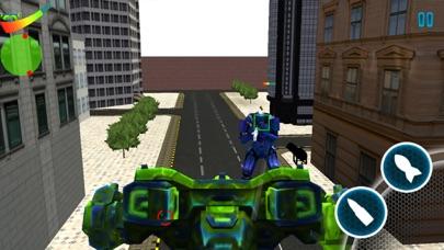 Futuristic War Robots Attack: The Last Battle