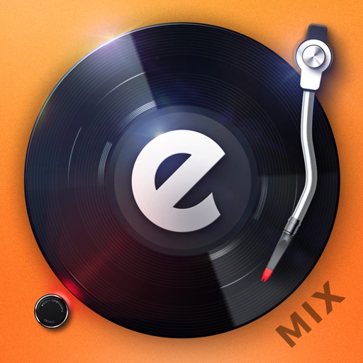 edjing – dj turntables songs mixer【混音制作】