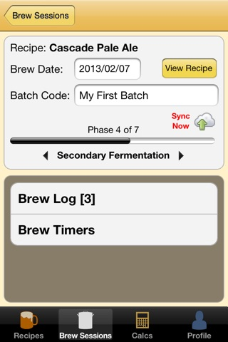 Brewer's Friend – Homebrew Recipe Builder & Calc. screenshot 4