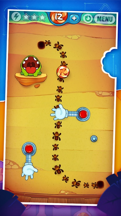 Screenshot #1 for Cut the Rope: Experiments ™