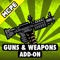 download Addons for Minecraft - Guns for PE Pocket Edition