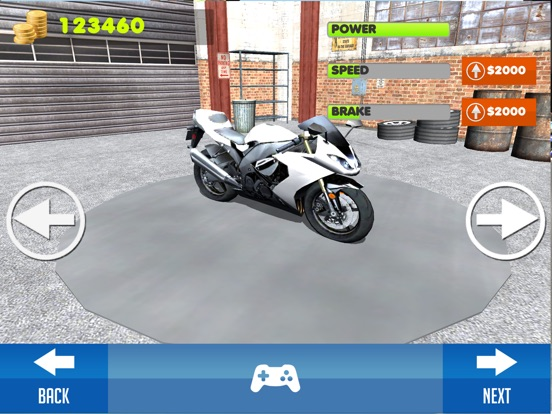Moto Fighter 3D для iPad