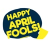 Fun & Weird Stickers for April Fool's Day sticker