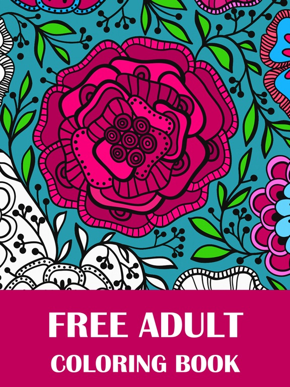 Coloring Book For Adults Free Adult Coloring Books On The