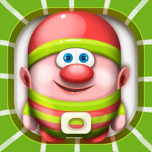 Santa's Little Bouncers Icon