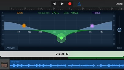 Screenshot #10 for GarageBand