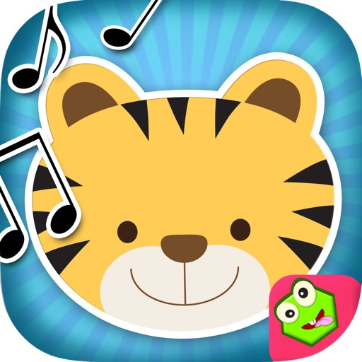 Pets Animal Sounds - Kids Games iOS App