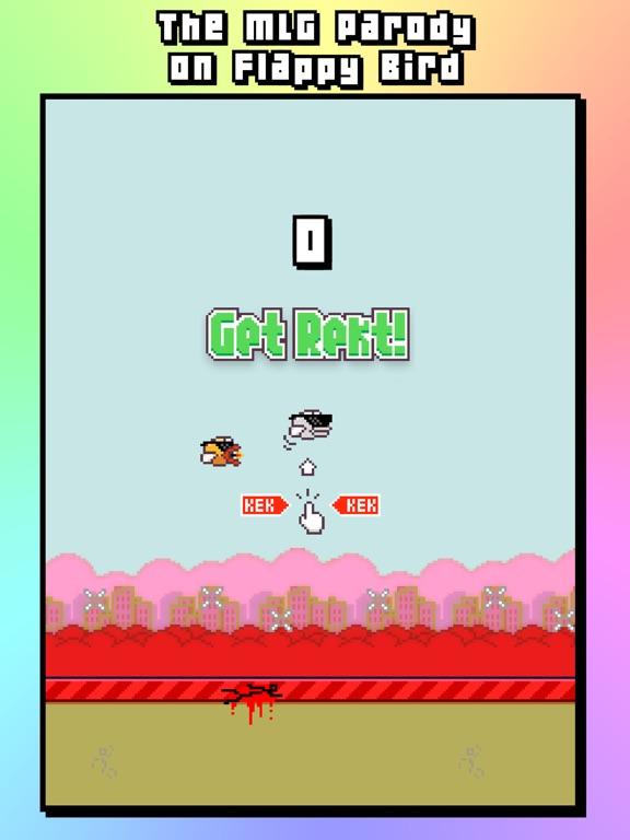 Noscope Flappy - MLG Bird Version - The Parody на iPad