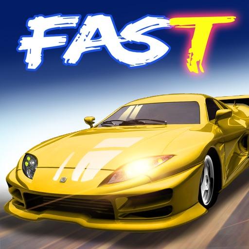 Pocket Racing HD:real car racer games iOS App
