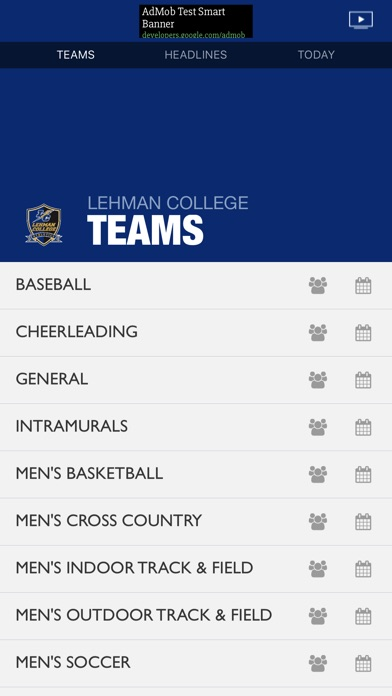 App Shopper: Lehman College Lightning (Sports)