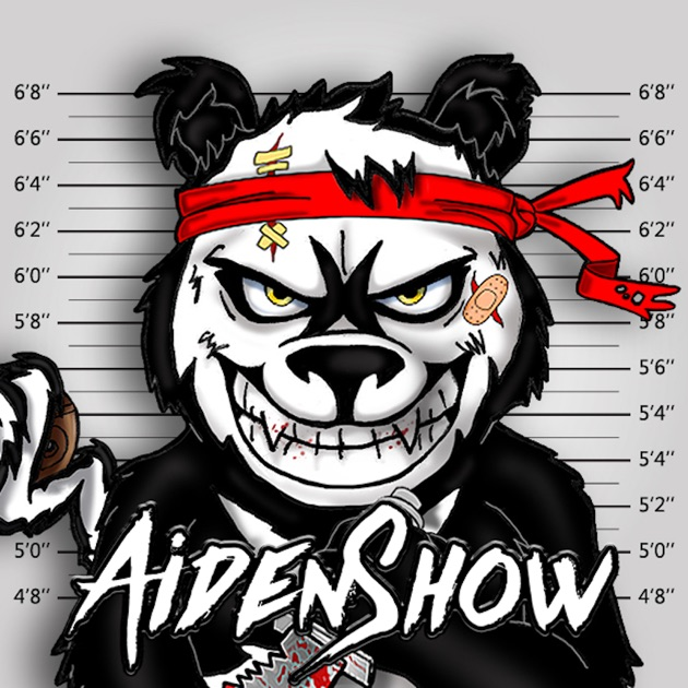 Aidenshow dans l app store for Bureau youtubeur