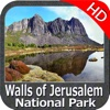 Walls of Jerusalem NP HD GPS charts Navigator