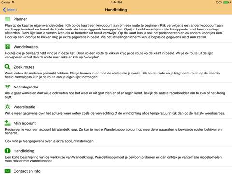 Wandelknoop Vlaanderen screenshot 4