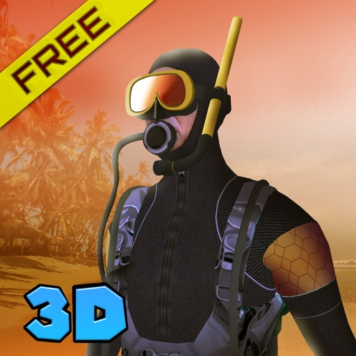 Deep Sea Scuba Diver Simulator 3D iOS App