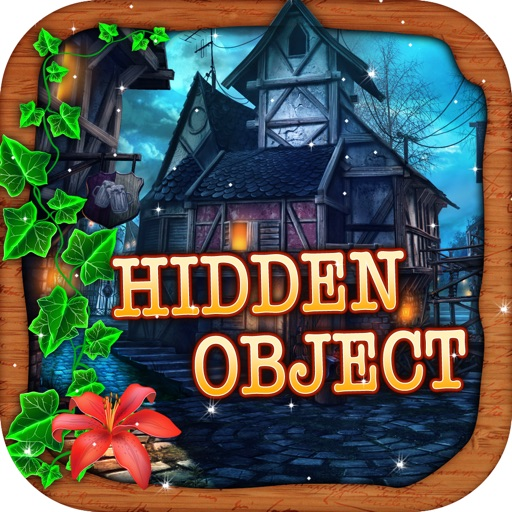 Mystery of Invisible House - Free Hidden Objects iOS App