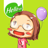 download Hellowe Stickers: YaoYao