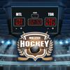 Mini Stick Hockey Scoreboard
