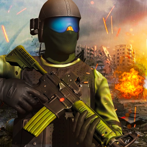 Counter Terrorist Special Force War: Attack Team iOS App