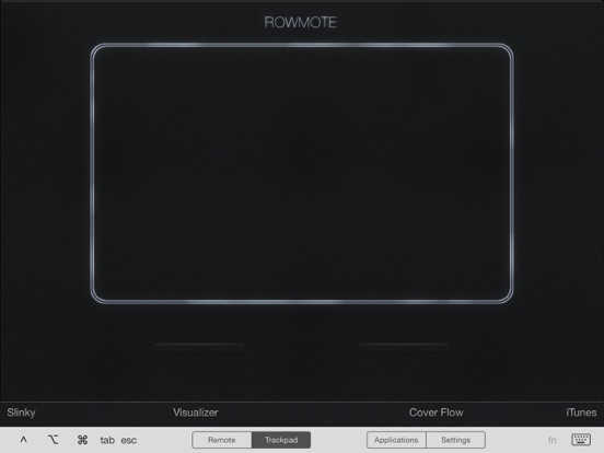 Rowmote Pro: Remote Control for Mac Screenshots
