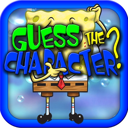 Guess Character Game for Spongebob Squarepants iOS App
