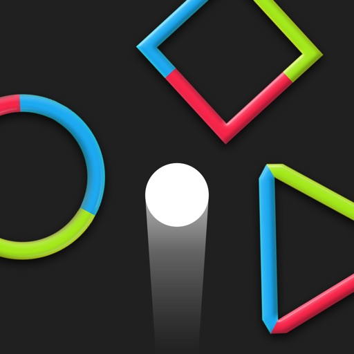 Color Balls - Fun Games iOS App