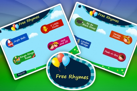 Nursery Rhymes By Tinytapps screenshot 3