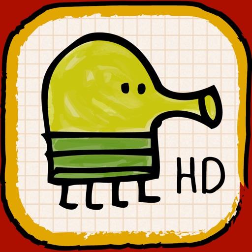 Doodle Jump HD FREE iOS App
