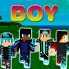 Boy Skins - Beautiful Skins for Minecraft Edition