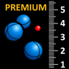 Booble - Measuring distance boules / jack