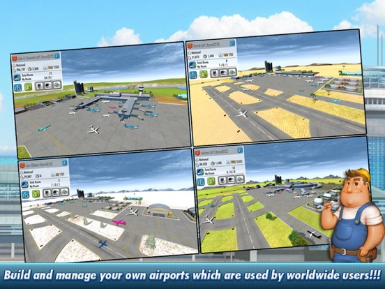 Screenshot #4 for AirTycoon Online 2.