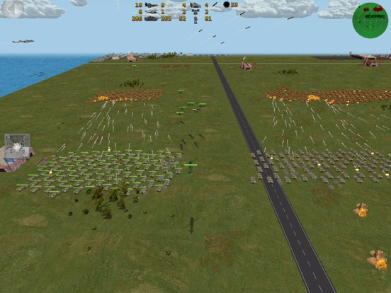 Tank Island 3D - Strategy game на iPad