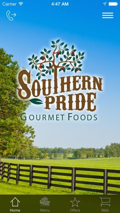 Southern Pride Food screenshot