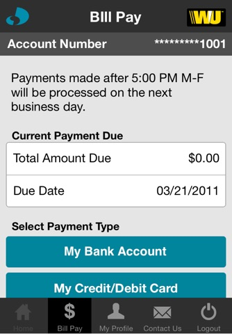 Duquesne Light Mobile Payments screenshot 1